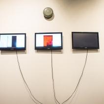 Helene Thümmel: negative space/positive space/empty space, 2016, photo: George Daulman