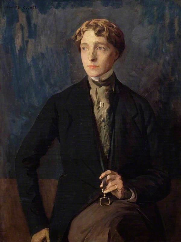 Buchel, Charles A., 1872-1950; Radclyffe Hall