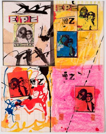 7.-Jean-Michel-Basquiat-and-Jennifer-Stein-Anti-Baseball-Card-Product-1979-Courtesy-Jennifer-Von-Holstein
