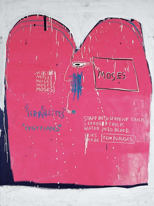 Basquiat-Moses