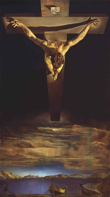 Salvador Dali, 'Christ of Saint John of the Cross'