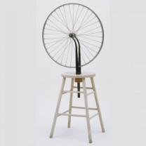 Marcel Duchamp, 'The Wheel'