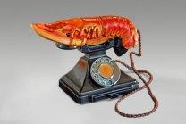 Salvador Dali, 'Lobster Phone'