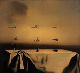 Salvador Dali, 'Morphological Echo'