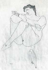 Marcel Duchamp, 'Selected Details after Courbet'